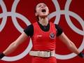 Windy Perunggu, Angkat Besi Lanjut Tradisi Medali Olimpiade