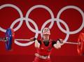 FOTO: Momen Windy Cantika Rebut Medali Olimipiade Tokyo