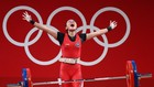 Windy Cantika Beri Indonesia Medali Pertama Olimpiade Tokyo