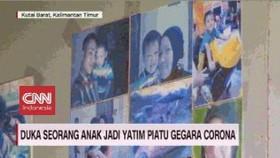 VIDEO: Duka Seorang Anak Jadi Yatim Piatu Gegara Corona