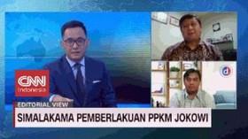 VIDEO: Simalakama Pemberlakuan PPKM Jokowi