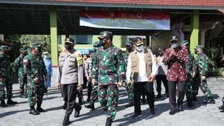 Panglima TNI Serukan Isolasi Terpusat Covid-19 di Asrama Haji