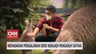 VIDEO: Merasakan Pengalaman Seru Menjadi Pengasuh Satwa