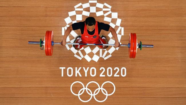Eko Yuli Irawan berhasil mempersembahkan empat medali dari empat partisipasi di Olimpiade, termasuk Olimpiade Tokyo 2020.