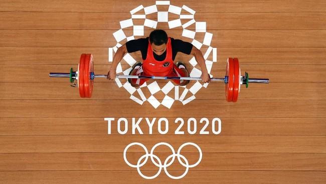 Persembahan Eko untuk Indonesia: 4 Medali dari 4 Olimpiade