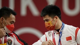 Alasan Eko Yuli Naikkan Beban Hingga 12 Kg di Olimpiade Tokyo