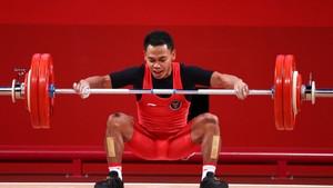 Eko Yuli Soal Bendera Indonesia: Jangan Permainkan Atlet
