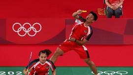 Jadwal Badminton Indonesia di Olimpiade Tokyo Rabu 28 Juli