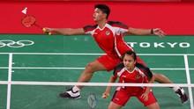 Praveen/Melati Buka Peluang ke Perempat Final Olimpiade Tokyo