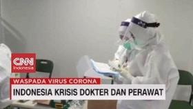 VIDEO: Pandemi dan Rasio Nakes Indonesia