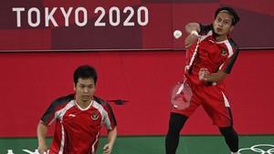 Netizen Puji Sikap Jujur Mohammad Ahsan di Olimpiade Tokyo