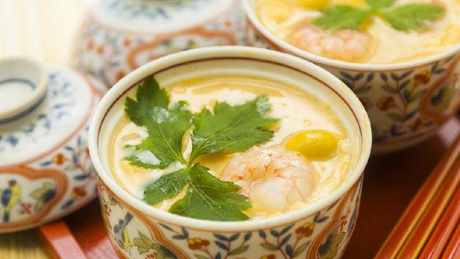 Chawan mushi atau chawanmushi adalah makanan pembuka tradisional Jepang. Resep chawan mushi tak terlalu sulit untuk dibuat.