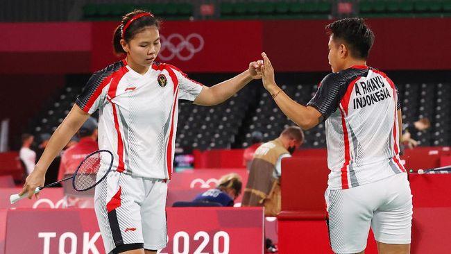 Tiga ganda badminton Indonesia akan tampil di hari keempat Olimpiade Tokyo 2020. Berikut jadwal badminton Indonesia di Olimpiade Tokyo, Selasa (27/7).