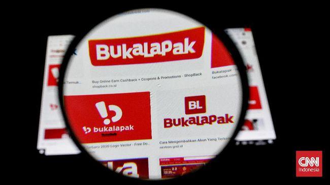 Harga saham emiten e-commerce PT Bukalapak.com Tbk kembali menguat setelah terkoreksi dua hari berturut-turut.