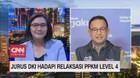 VIDEO: Jurus DKI Hadapi Relaksasi PPKM Level 4