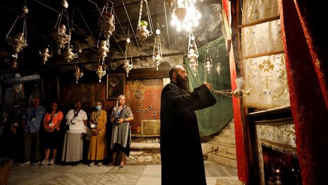 FOTO: Ziarah Lagi di Betlehem