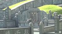 <p>Makam ini juga dijaga ketat, Bunda. Menurut informasi, terdapat satpam serta beberapa orang yang bertuga untuk mengurus makam tersebut. (Foto: YouTube CHAEM)</p>