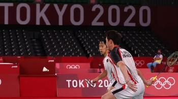 Kevin/Marcus Menang Lawan Ganda India di Olimpiade Tokyo