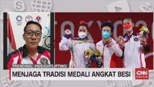 VIDEO: Menjaga Tradisi Medali Angkat Besi