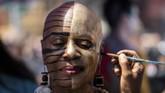 FOTO: Mengekspresikan Diri di Hari Bodypainting New York