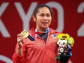 Filipina Raih Emas Pertama Olimpiade dari Angkat Besi