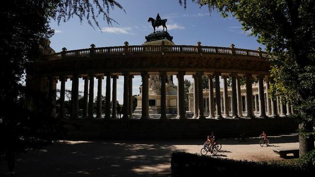 FOTO: Jalanan Terindah di Spanyol yang Masuk Daftar UNESCO