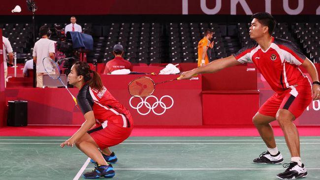 Praveen Jordan/Melati Daeva mengaku tampil di bawah level kemampuan saat kalah dari Yuta Watanabe/Arisa Higashino di Olimpiade Tokyo.