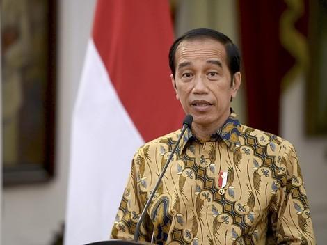Jokowi Sebut Tak Bisa Buat Pembatasan Dalam Durasi Panjang