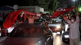 Tunisia Ricuh, Parlemen Dibekukan Perdana Menteri Dipecat
