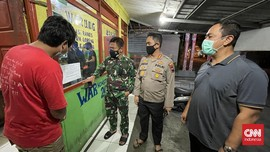 Tito Minta Warteg 3 Pengunjung, Semarang Bolehkan 30 Persen