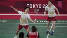 Praveen/Melati Gagal Juara Grup di Olimpiade Tokyo