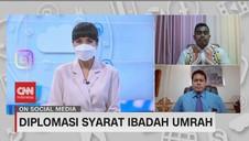 VIDEO: Diplomasi Syarat Ibadah Umrah