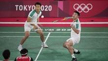 Strategi Lee/Wang di Olimpiade: Smes Terus Menerus