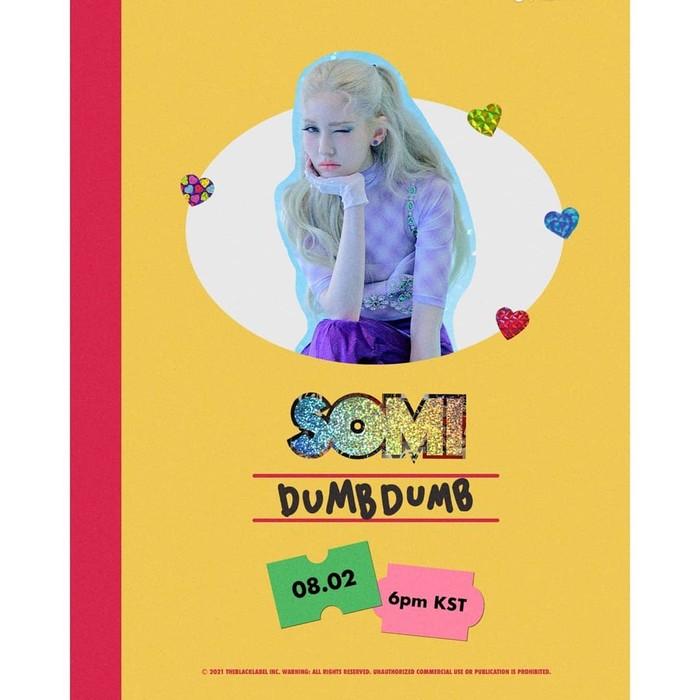 Meski begitu, Somi bukan wajah baru dalam dunia hiburan Korea Selatan. Sebelum menjadi solois, publik telah mengenalnya lewat ajang survival berjudul