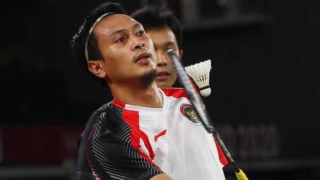 Final Impian Olimpiade Kevin/Marcus vs Ahsan/Hendra Terjaga
