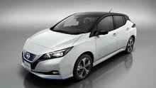 Nissan Jual Leaf Lebih Murah dari Mobil Listrik Hyundai