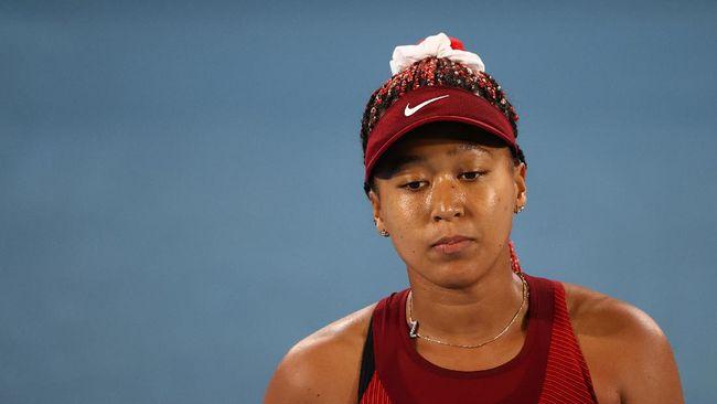 Petenis putri nomor dua dunia, Naomi Osaka, secara mengejutkan tersingkir di babak ketiga Olimpiade Tokyo 2020.