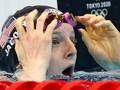 Tak Diunggulkan, Perenang 17 Tahun Raih Emas Olimpiade Tokyo