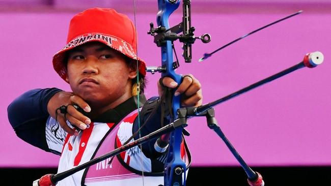 Arif Gagal ke 64 Besar Panahan Perseorangan Putra Olimpiade