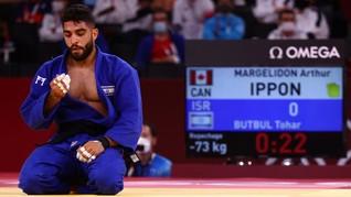 Tohar Butbul, Judoka Israel 2 Kali Ditolak Lawan Olimpiade