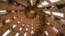 FOTO: Gereja Batu Bata Calon Penghuni Daftar UNESCO