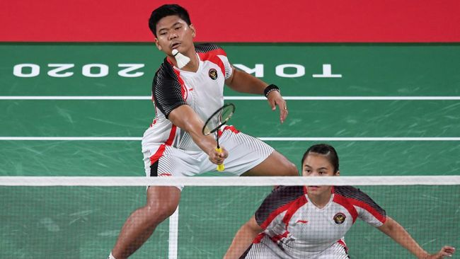 Indonesia mengawali langkah di Piala Sudirman 2021 dengan meraih kemenangan 5-0 atas Rusia pada babak penyisihan grup.