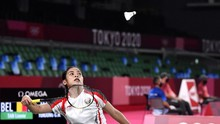 Hasil French Open: Gregoria Kalahkan Wakil Denmark