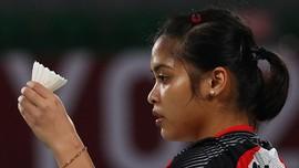 Gregoria Mariska Lolos ke 16 Besar Olimpiade Tokyo