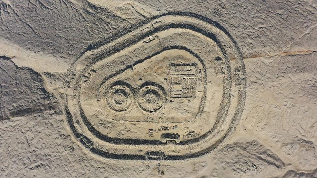 >Chankillo, Kalender Purba Bukti Kejeniusan Orang Peru Kuno