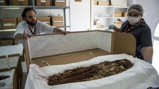 Situs Mumi Tertua di Dunia Ungkap Kasih Sayang Orangtua