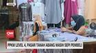 VIDEO: Pasar Tanah Abang Masih Sepi Pembeli