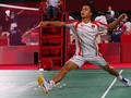 Live Streaming Anthony Ginting di Perempat Final Olimpiade