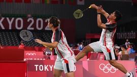 Praveen/Melati Tersingkir dari Olimpiade Tokyo 2020