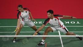 Praveen/Melati Gagal Lolos ke Final Denmark Open